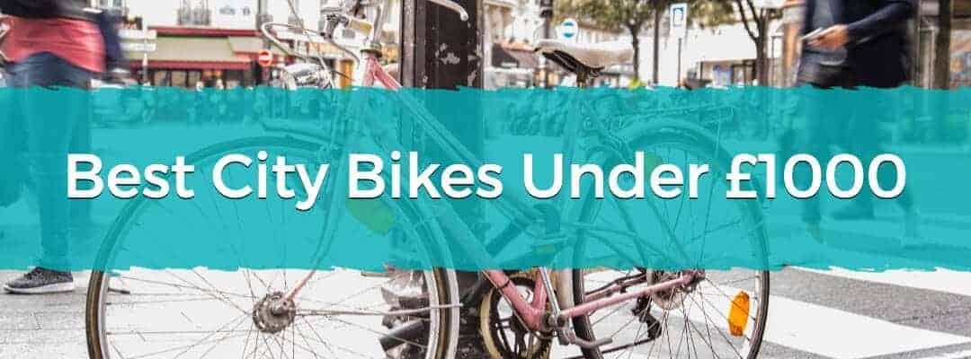 Best City Bikes Under £1000 Featured Image