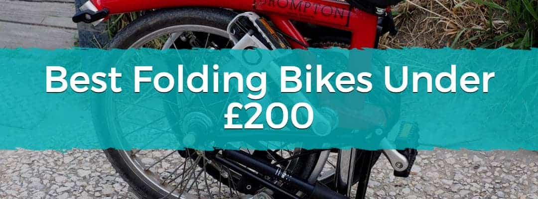 Best Folding Bikes Under £200 Featured Image