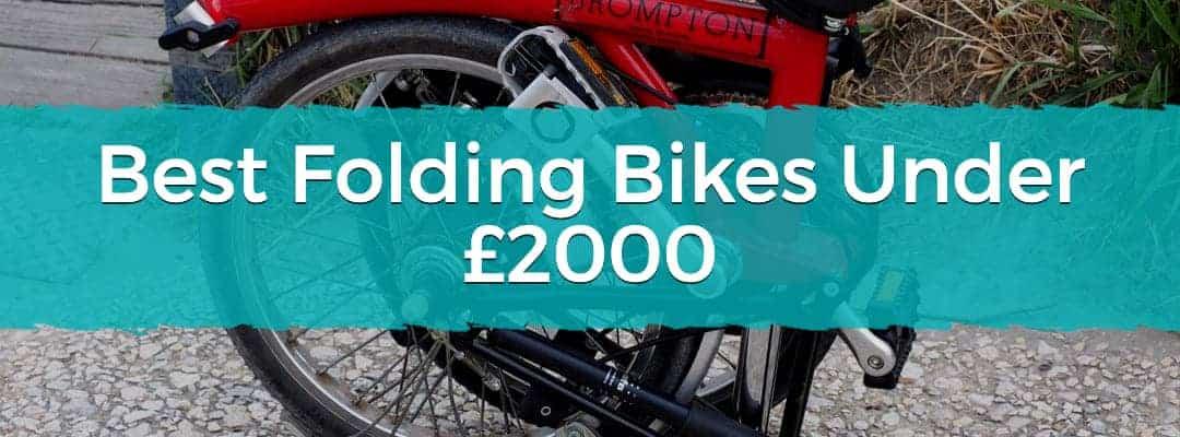 Best Folding Bikes Under £2000