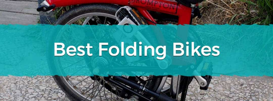 Best Folding Bikes On The Market Featured Image