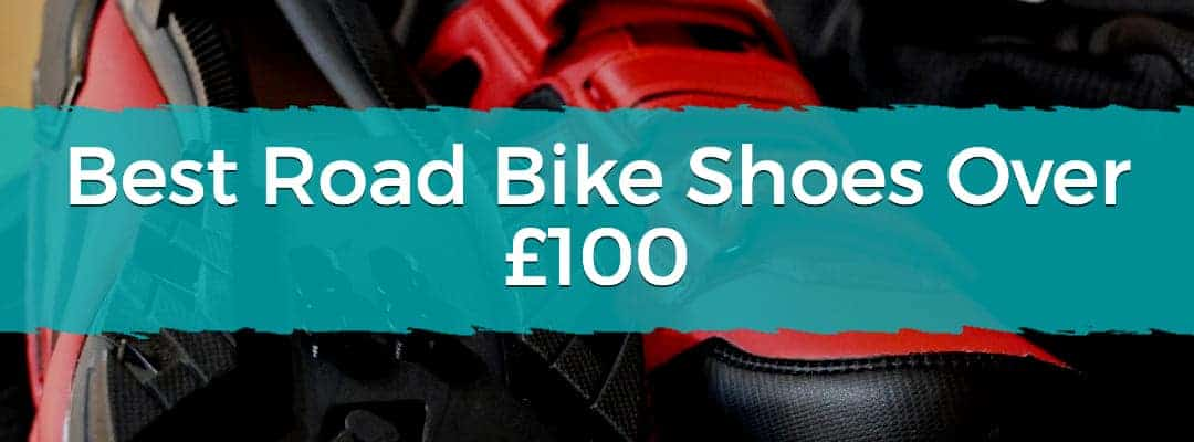 Best Road Bike Shoes Over £100 Featured Image