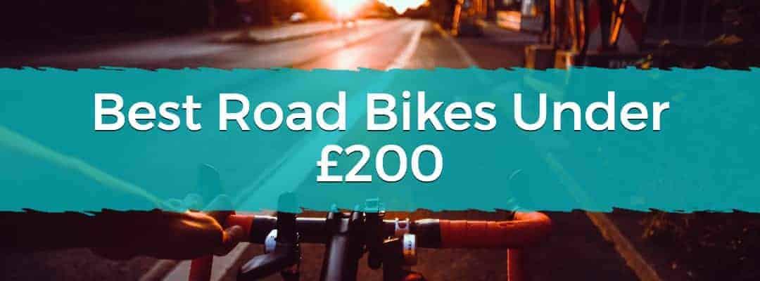 Best Road Bikes Under £200 Featured Image