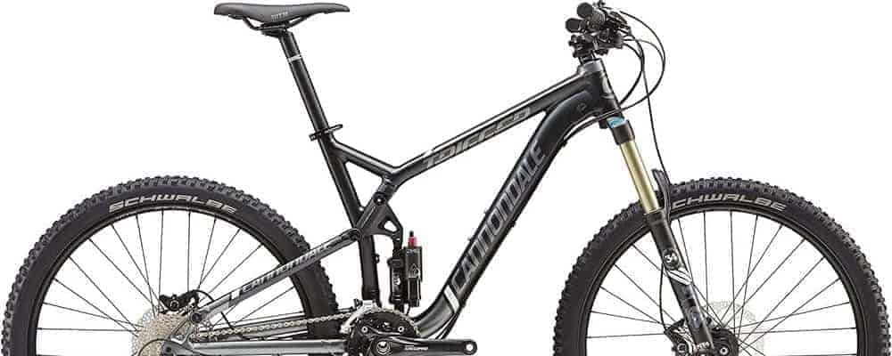 Cannondale Trigger Mountain Bike Image
